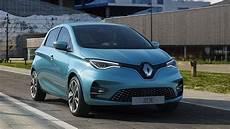 La Nouvelle Renault Zoe Peut Voyager Plus Loin Topgear