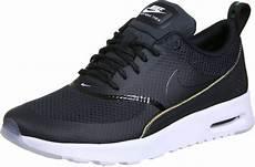 nike air max thea premium w shoes black
