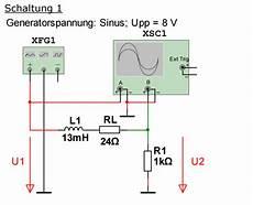 hilfe bei der berechnung einer frequenz in einer schaltung