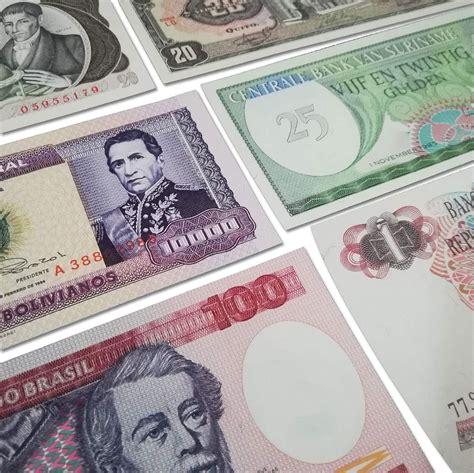 Latin Currency