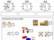 doubling numbers to 20 year 1 differentiated worksheets white rose teaching resources