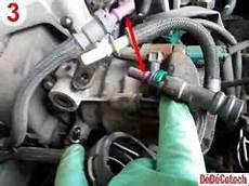 Nettoyer Circuit Injection Diesel Haute Pression Tuto