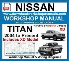 download car manuals 2004 nissan titan regenerative braking nissan titan workshop repair manual pdf