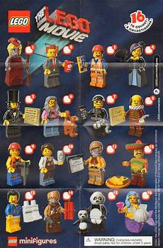the minifigure collector lego minifigure series 1 14 movie checklists and visual