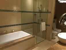 doccia e vasca bagno con doccia e vasca picture of fairmont the palm
