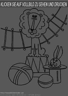 zirkus 10 ausmalbilder f 252 r kinder
