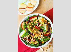 cranberry cashew salad_image