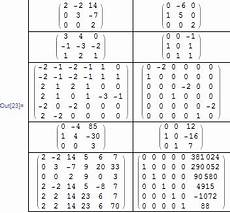 rational canonical form linear algebra matrix rational canonical form mathematica stack exchange