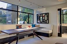 Modern Kitchen Bench Seating by Excellent Idea Of Window Seat Bench As Part Of Dining Table