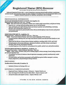 cv templates for nurses australia free nursing resume