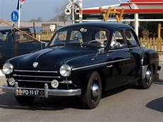 ancienne voiture renault file renault fregate r1100 1953 licence