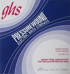 Ghs Strings Pressure Wound Single Bass Guitar String