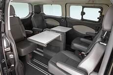 Ford Tourneo Custom Business Edition - ford auf dem caravan salon 2017 bew 228 hrte freizeitprofis