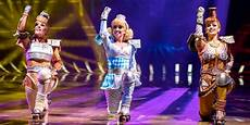 Starlight Express Musical 2 Tage Im Top 4 Hotel F 252 R 83