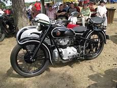 motorrad awo 425 mit seitenwagen beim 16 oldtimer und