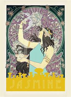 blogging about design art nouveau poster
