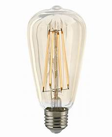 led filament rustikallen gold e27 dimmbar