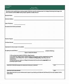 free 10 sle missing receipt forms in pdf ms word ms excel