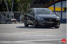 tuning opel astra j tourer front