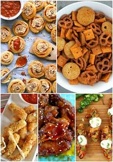 25 Football Finger Foods Everyone Real Housemoms