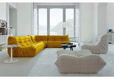 Togo Ligne Roset Sofa Without Armrests Milia Shop