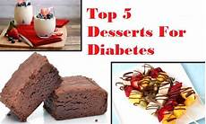 5 best dessert recipes for diabetic patients
