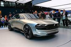 Peugeot E Legend Begs To Be Driven At The Motor Show