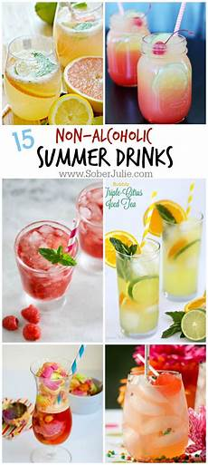 15 non alcoholic drink recipes for summer sober