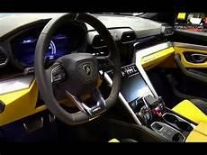 2019 Lamborghini Urus Review Interior Exterior
