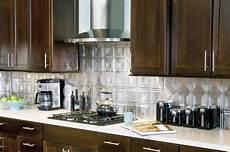 Backsplash Tin Panels