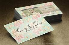 floral business card template photoshop vintage floral business card psd business card templates