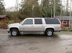 how cars run 2011 chevrolet suburban on board diagnostic system find used 1999 gmc suburban sierra slt 4wd rust free color coded flares running boards in