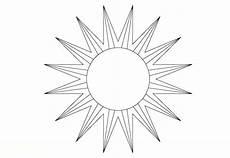Kostenlose Malvorlagen Sonne Malvorlage Sonne Zum Ausdrucken 1ausmalbilder
