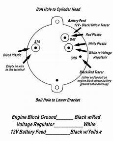 Mustang Alternator Wiring Diagram Mustang Tech Articles
