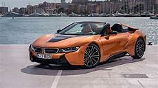 bmw i8 roadster 2018 bmw i8 roadster 4k 2 wallpaper hd car wallpapers