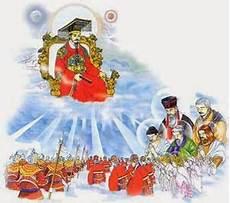Tradisi Sembahyang King Thi Kong 敬天公 Kebajikan De 德