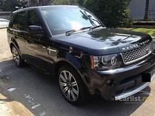 Land Rover Range Sport 2013 Autobiography 50 In