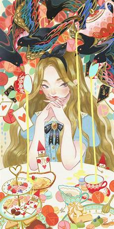 beautiful illustrative a collection of beautiful illustrations by kuri huang