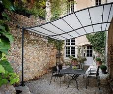 Attached Pergola Ermitage Without Roofing Unopi 249