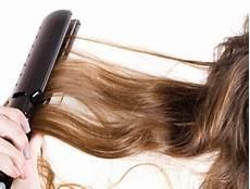 Prot 233 Ger Ses Cheveux Du Lisseur Fer Chaleur Lisser Sans