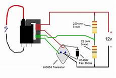 flyback transformer diagram flyback transformer driver s 246 k p 229 electronic circuit projects electronics circuit