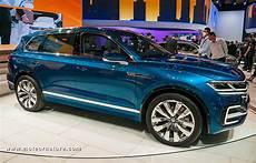 voiture hybride volkswagen le prochain volkswagen touareg sera hybride rechargeable
