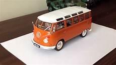 revell 1 24 vw cer right drive kit orange