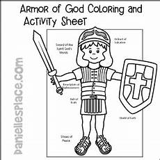 armor of god coloring and activity sheet armor of god bible crafts armor of god lesson kids