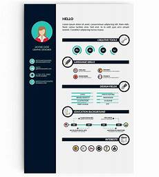infographic resume templates 13 exles to download use now