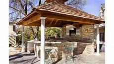 outdoor küche design beste outdoor k 252 che design ideen