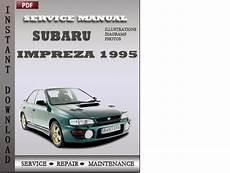 subaru impreza 1995 factory service manual car service manuals subaru impreza 1995 factory service repair manual download tradebit