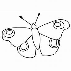 Ausmalbild Schmetterling Zum Ausdrucken Kostenlose Malvorlage Tiere Ausmalbild Schmetterling Zum