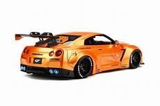 lb nissan gtr r35 voiture miniature de collection gt