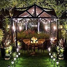 guirlande lumineuse pour jardin guirlande solaires lumi 232 re boule cristal ext 233 rieure 30